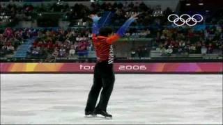 Plushenko Wins Mens Individual Figure Skating Gold - Turin 2006 Winter Olympics