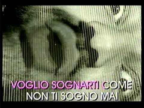 tu non mi basti mai TIZIANNO FERRO. .karaoké italien collection BULLA