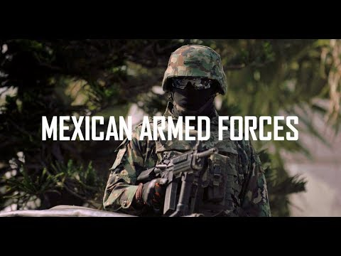 Mexican Armed Forces 2018