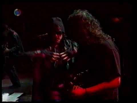 Ministry - So what (Live @ JAM Festival, Prague, 21.6.1996)