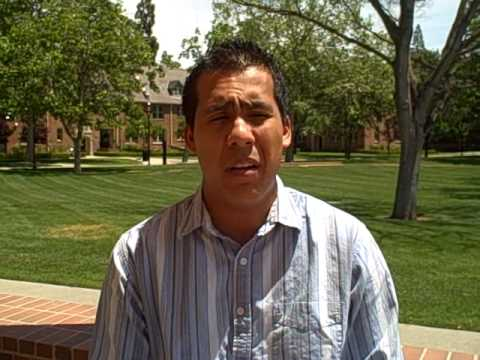 Cal Grant Recipient Testimonial by University of the Pacific student
