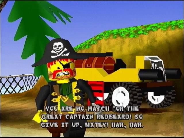 Lego Racers (PlayStation) Walkthrough