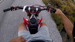 1o video (rigo rules crf 450)