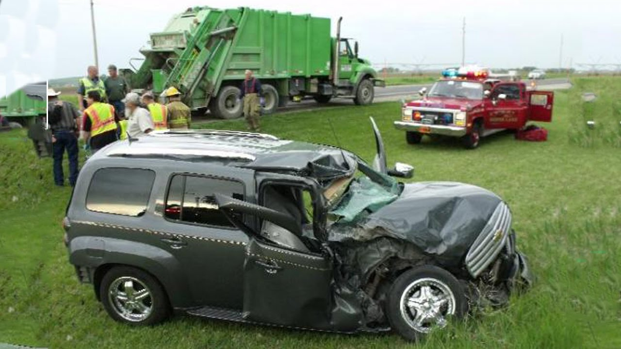 Latest Car Accident Of Chevrolet Hhr Road Crash Compilation Auto 2016 2017 2018 You