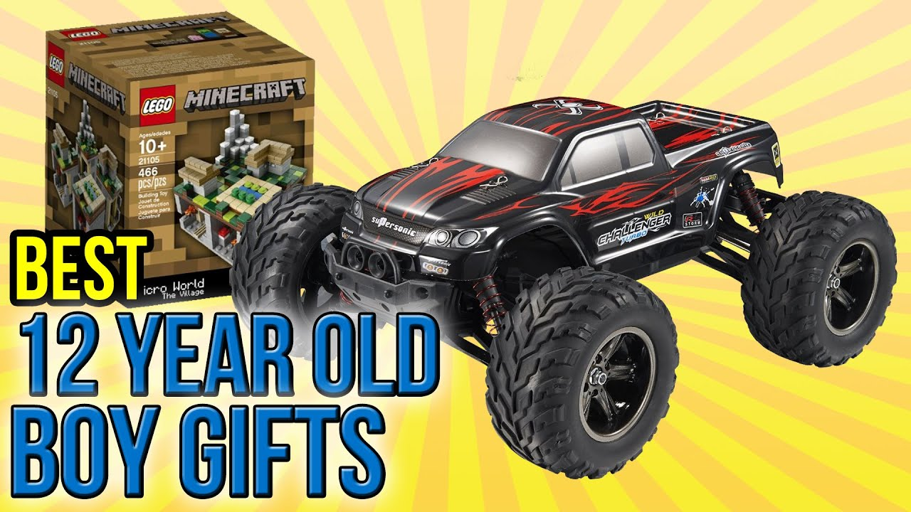 10 best 12 year old boy gifts 2016 - Best Christmas Gifts For 10 Year Old Boy