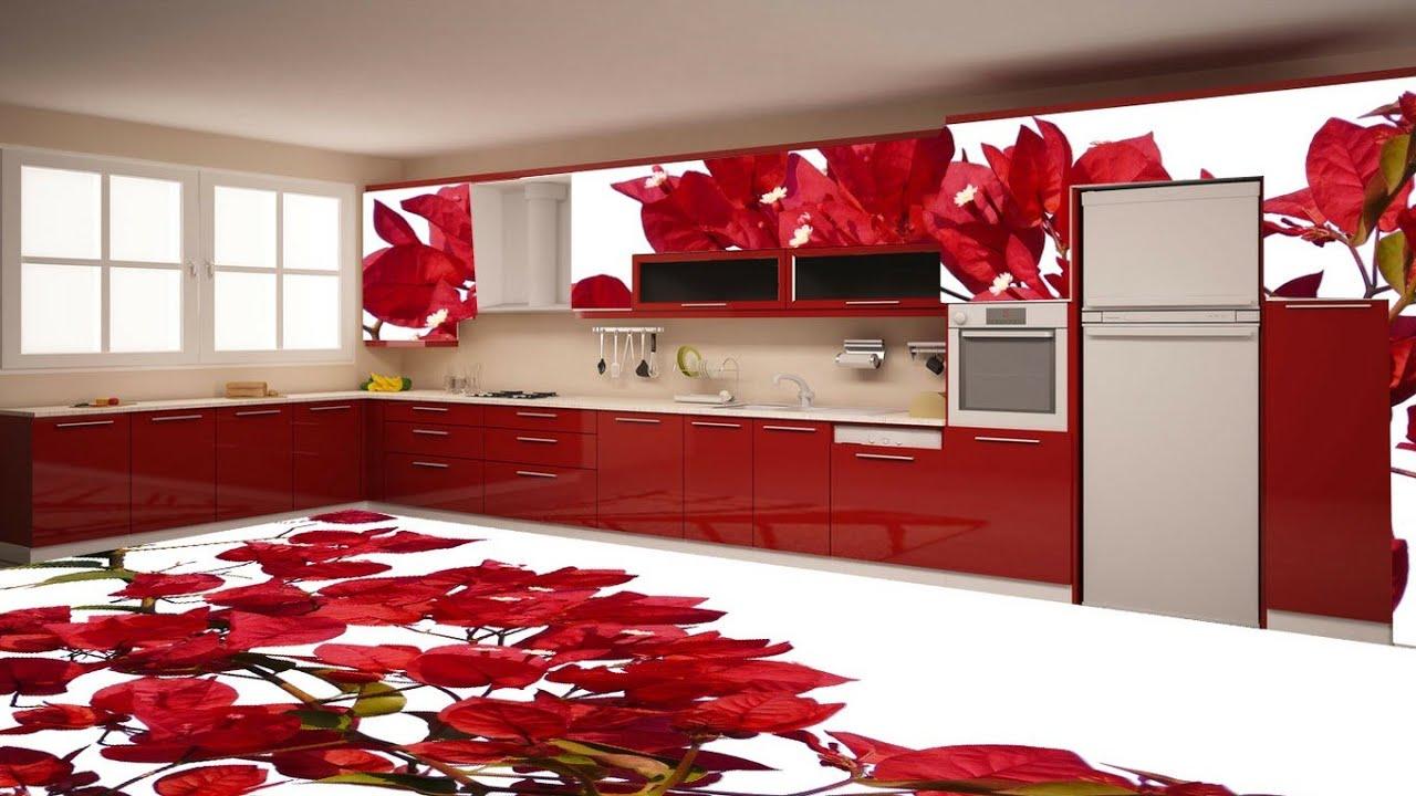 - 3D Backsplash Panels  3D Backsplash For Modern Kitchens  Modern