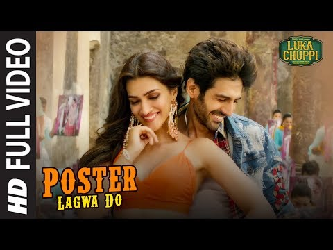 Poster Lagwa Do Full Video  Luka Chuppi  Kartik Aaryan,kriti Sanon  Mika Singh, Sunanda Sharma