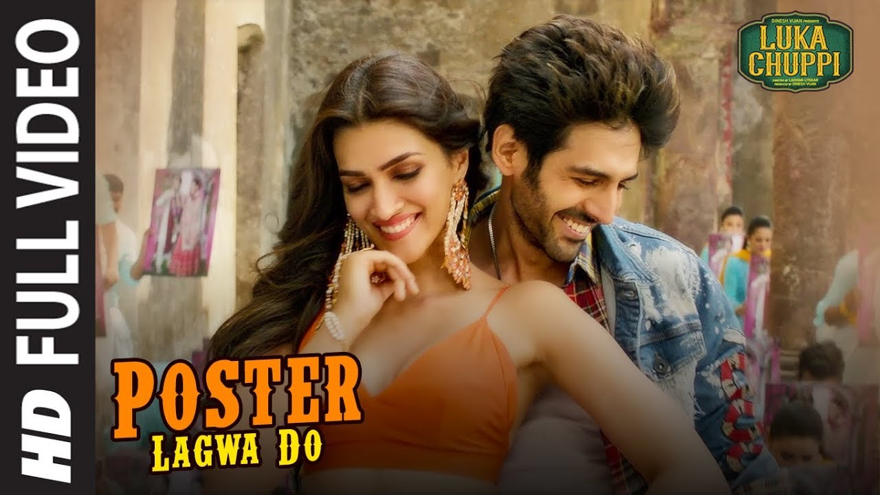 Poster Lagwa Do Full Video | Luka Chuppi | Kartik Aaryan,Kriti Sanon | Mika Singh, Sunanda Sharma
