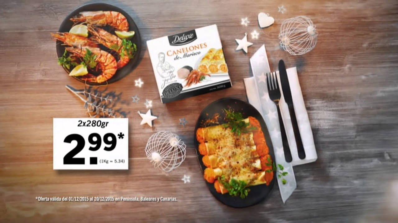 Lidl deluxe el placer de compartir anuncio tv espa a - Procesador de alimentos lidl ...