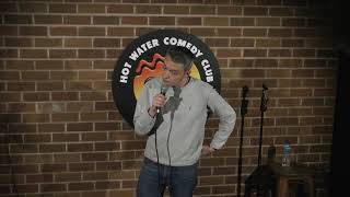 Ben Lund LIVE at Hot Water Comedy Club