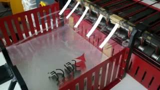Poşet Kesme Makinesi Statik Uygulaması