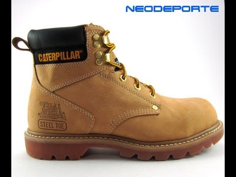 Botas Caterpillar Cat Second Shift ST e904f112a8b