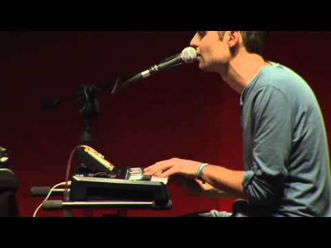 Experimental music: Gabriele & Dorado at TEDxTrastevere