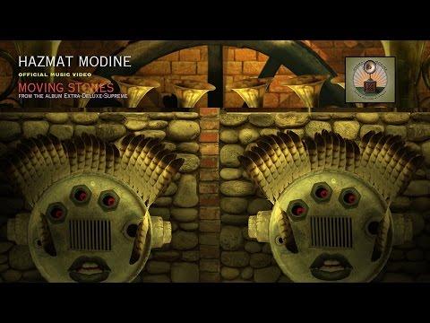 Hazmat Modine - Moving stones  ( official video )