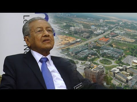 Dr Mahathir to Revive Cyberjaya and Multimedia Super Corridor (MSC)