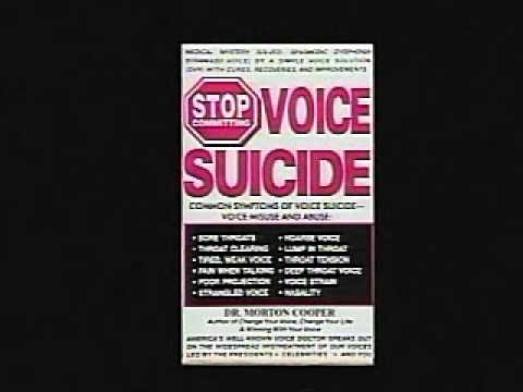 Who Killed Our Voices:: Show 2, Part 1 of Dr. Mort Cooper Talking About Natural Voice Cures
