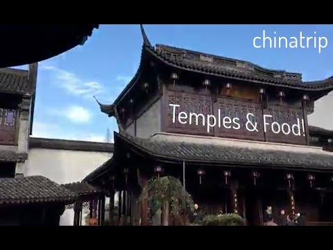 Temples & Food in Hangzhou - Chinatrip Episode 6