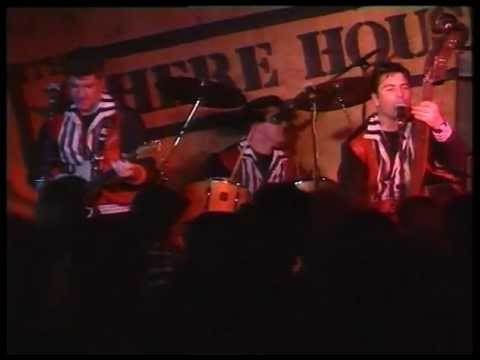 Jets - Rockabilly Baby - (Live at the Where House, Derby, UK, 1992)