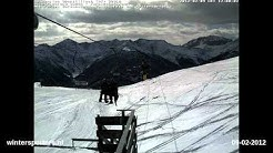 Obertilliach webcam time lapse 2011-2012