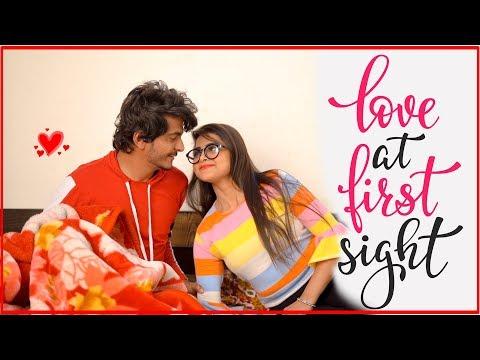 LOVE AT FIRST SIGHT || NISHANT CHATURVEDI