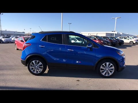 2018 Buick Encore Tulsa, Broken Arrow, Owasso, Bixby, Green Country, OK B80070