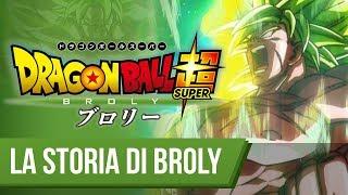 Dragon Ball Super Broly: la storia e l'evoluzione del potente Super Saiyan