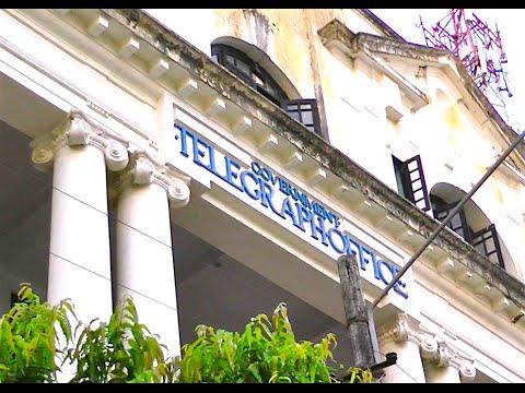 Post & Telegraph Office, Rangoon