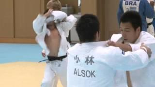 柔道男子日本代表強化合宿|柔道チャンネル