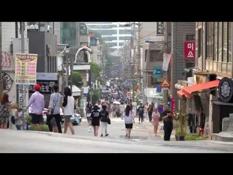 [SEOUL VIEW] 홍대 와우산로(Hongdae Wausan-ro)