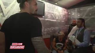 Roman reigns mit with other superstars after leaving WWE for 3,-4 years