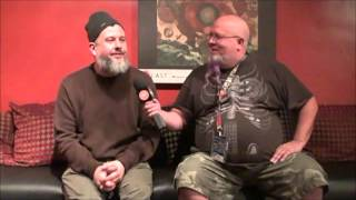 Jean-Paul Gaster from Clutch Interview