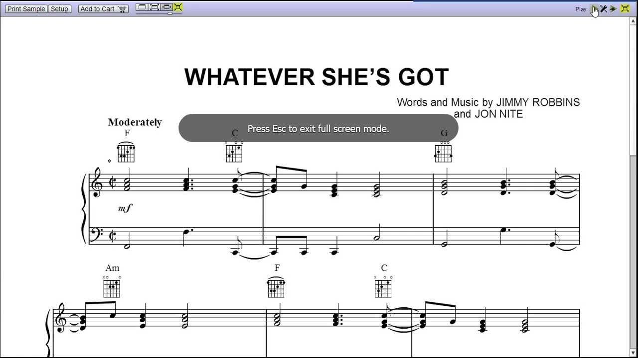 Whatever She\'s Got by David Nail - Piano Sheet Music - YouTube