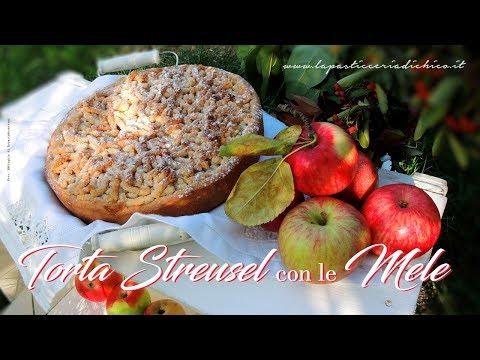 Torta Streusel Con Le Mele