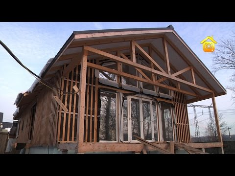 Строительство каркасных домов в Ярославле ПОД КЛЮЧ