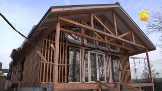 видео Каркасный дом – новинка в отечественном строительстве