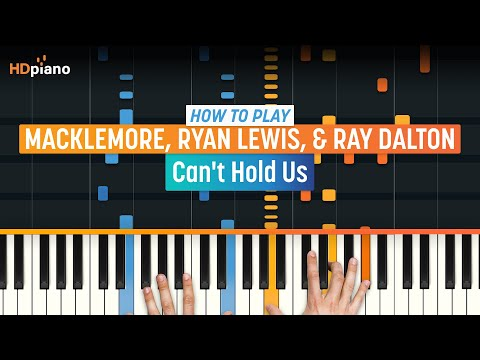 """How To Play """"Can't Hold Us"""" by Macklemore & Ryan Lewis 