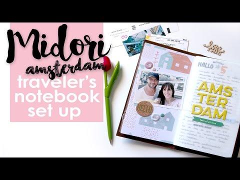 Midori Setup: Amsterdam