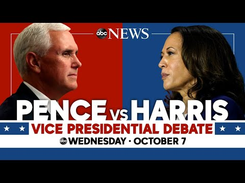2020 Vice Presidential Debate   ABC on FREECABLE TV