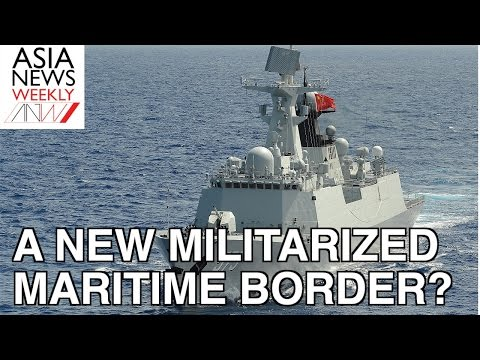 Militarizing South China Sea Borders, Problems in the Koreas, Thailand ends Martial Law and more