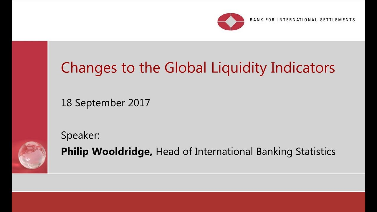 About global liquidity indicators