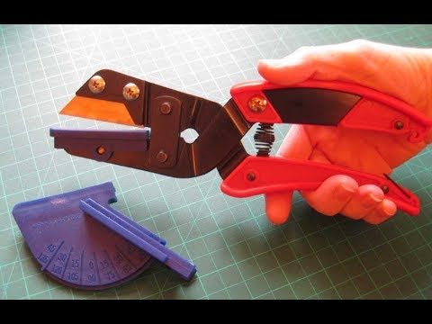 Making Dolls House Furniture - My Favourite Tools #1 - Mitre Cutter / Guillotine