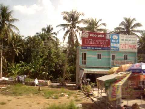Kẹo dừa Bến Tre.Huyện Châu Thành,Bến Tre (10h59-12/12/2009).