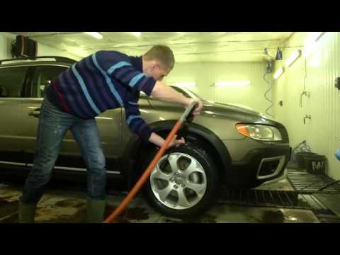 В Астрахани более 50% автомоек работают нелегально