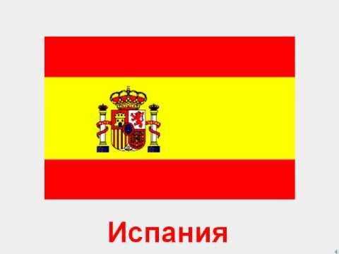 Флаги Европа звук