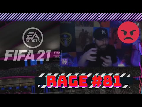 FIFA 21 ULTIMATE *RAGE* COMPILATION #81 😡😡😡 |