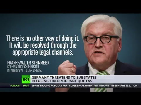 Germany threatens EU members with legal actions over ignorin