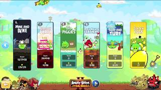 angry birds golden egg 8 tap the light