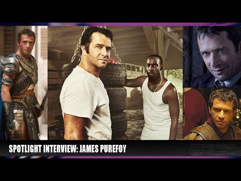 Rain Man Spotlight   James Purefoy