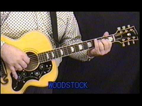 Woodstock James Taylor Play Along Youtube