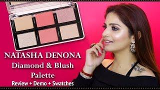 NATASHA DENONA Palette | Blush Palette Review | Best Makeup Products 2018